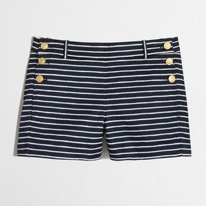 J. Crew Twisted Rope Nautical Shorts